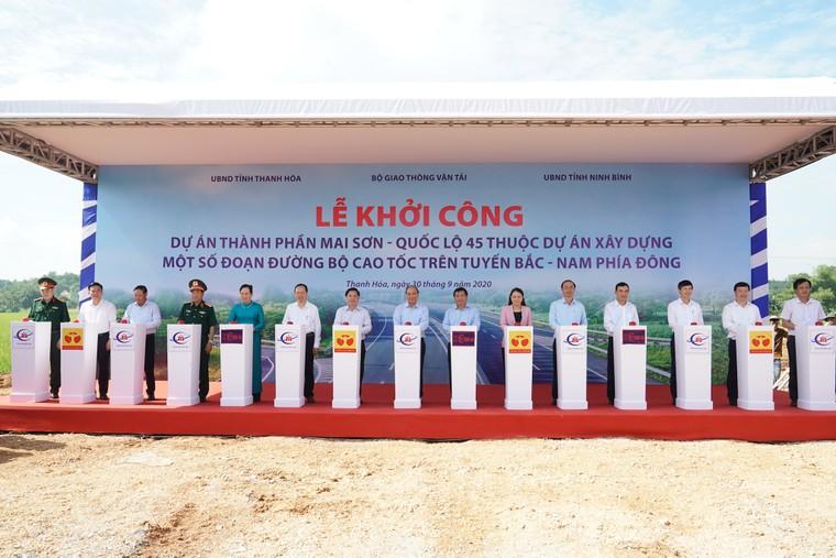 Thủ tướng Nguyễn Xuân Phúc: Phải có ít nhất 5.000 km cao tốc ảnh 1