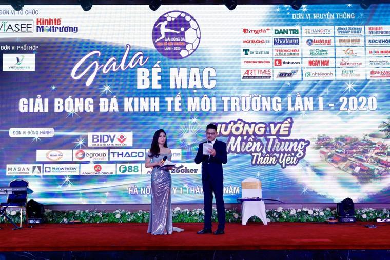 Gala Bế mạc Giải Bóng đá Kinh tế môi trường lần thứ I – 2020 hướng về miền Trung thân yêu ảnh 2