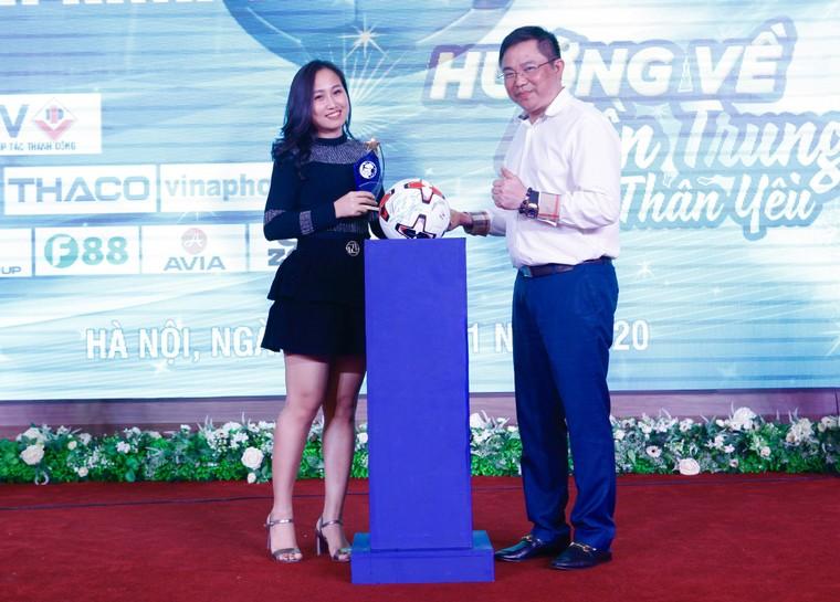 Gala Bế mạc Giải Bóng đá Kinh tế môi trường lần thứ I – 2020 hướng về miền Trung thân yêu ảnh 3