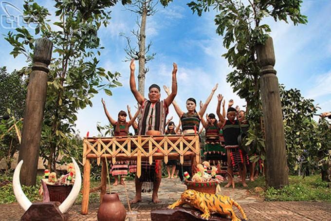 Tuần lễ 'Đại đoàn kết các dân tộc - Di sản Văn hóa Việt Nam' 2020 ảnh 1