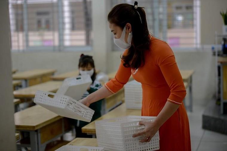 Hơn 2 triệu học sinh Hà Nội trở lại trường ảnh 1