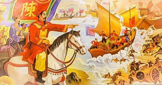 Người nào sau đây được vua Trần Thái Tông tôn làm thái thượng hoàng?