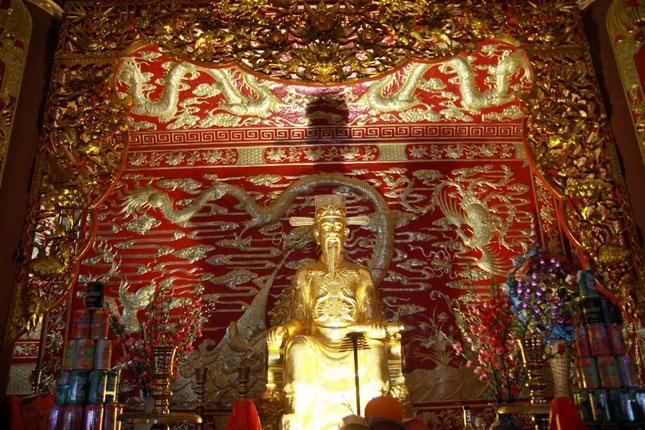 Tên niên hiệu được vua Trần Thái Tông sử dụng?
