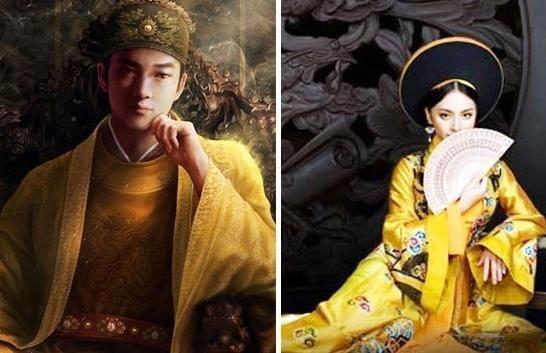 Vợ đầu tiên của vua Trần Thái Tông là ai?