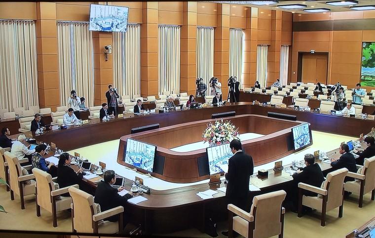 Quốc hội luôn nêu cao tinh thần trách nhiệm hoàn thành trọng trách được giao phó ảnh 1