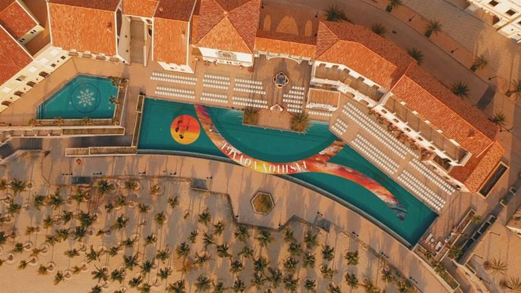Thị trấn Địa Trung Hải Phú Quốc – Bùng nổ bản giao hòa của thời trang và kiến trúc ảnh 3