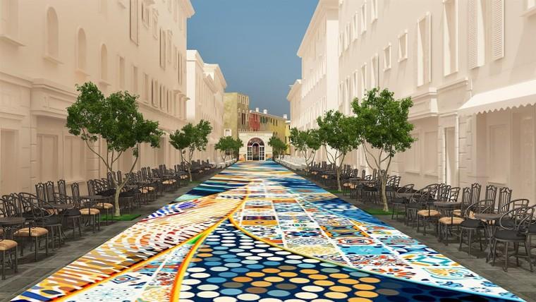 Thị trấn Địa Trung Hải Phú Quốc – Bùng nổ bản giao hòa của thời trang và kiến trúc ảnh 4