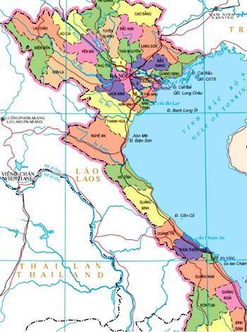 Bao nhiêu tỉnh thành có đường biên giới trên đất liền?