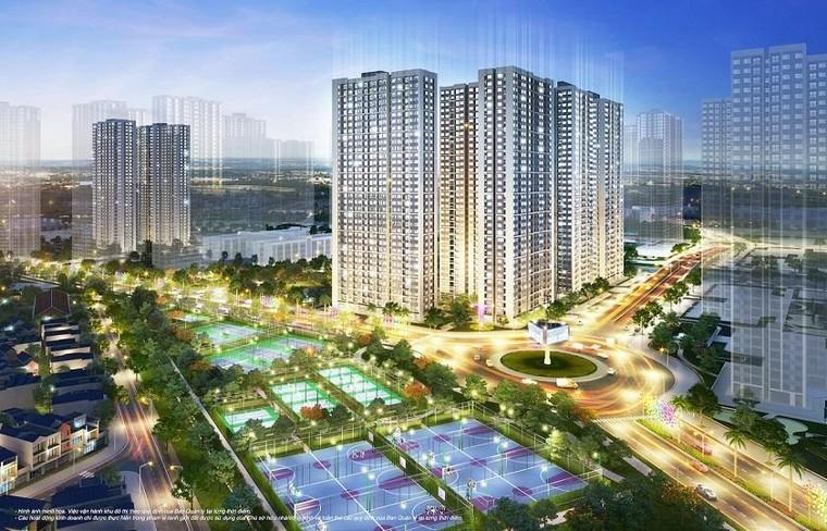 'Sống sang, sống chất' tại đại đô thị đáng sống bậc nhất Thủ đô ảnh 2