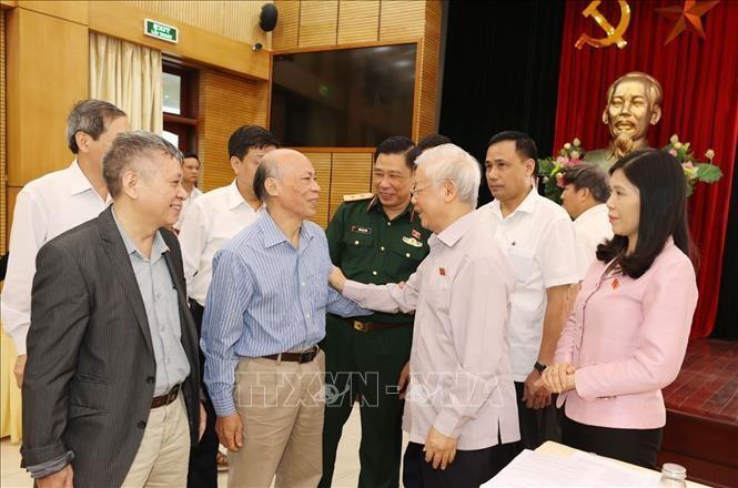 Chủ tịch nước thực hiện hiệu quả các nhiệm vụ trong nhiệm kỳ 2016-2021 ảnh 2