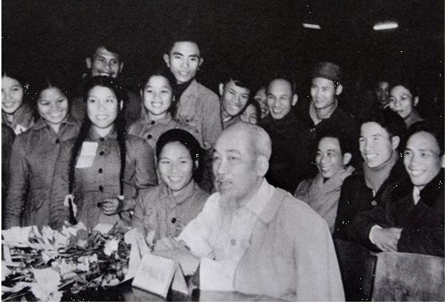 Đoàn Thanh niên Cộng sản Hồ Chí Minh được thành lập vào năm nào?