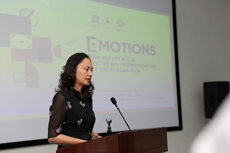 Show don't tell - Lễ bế giảng khóa học dành cho các nhà làm phim trẻ tại Việt Nam ảnh 2