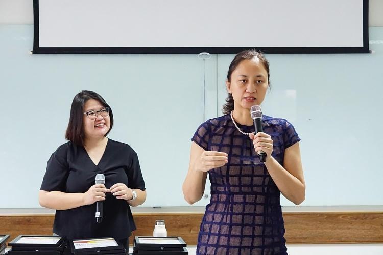 Show don't tell - Lễ bế giảng khóa học dành cho các nhà làm phim trẻ tại Việt Nam ảnh 5