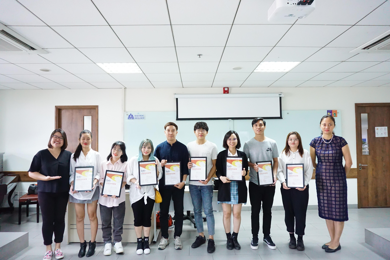 Show don't tell - Lễ bế giảng khóa học dành cho các nhà làm phim trẻ tại Việt Nam ảnh 8