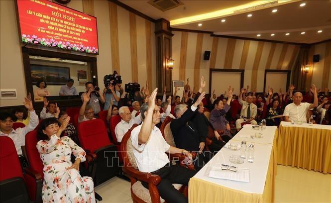 Tổng Bí thư, Chủ tịch nước Nguyễn Phú Trọng: Quan trọng nhất là sự đồng lòng ủng hộ của nhân dân ảnh 1