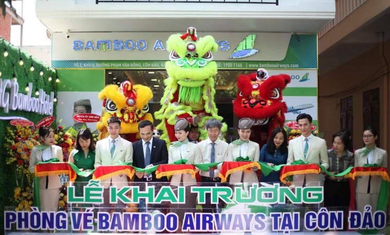 Tăng cường đầu tư toàn diện cho Côn Đảo, Bamboo Airways khai trương phòng vé từ 1/4 ảnh 2