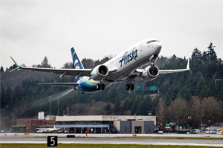 Boeing công bố đơn hàng máy bay 737 MAX với Alaska Airlines và Southwest Airlines ảnh 1