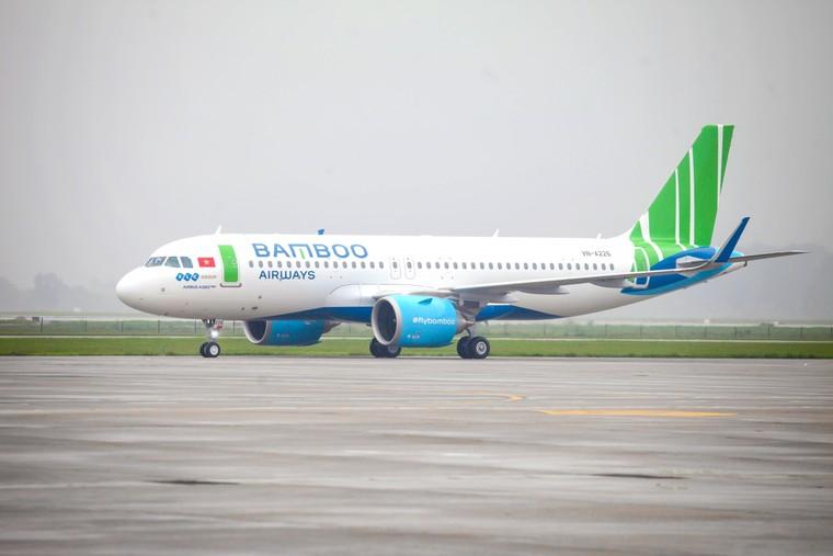 Bamboo Airways đón máy bay A320NEO mới xuất xưởng, tiếp tục mở rộng đội bay ảnh 3