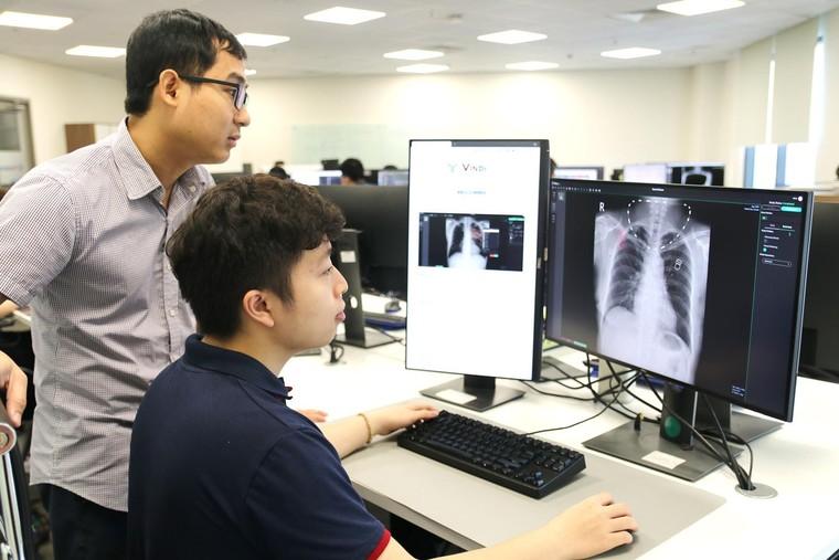VinBigdata công bố kết quả cuộc thi toàn cầu về ứng dụng AI trong phân tích hình ảnh y tế ảnh 1