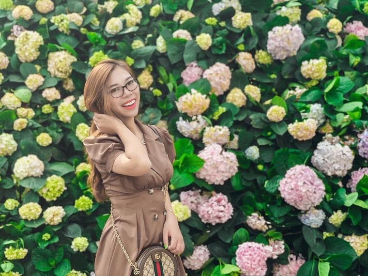 Du khách háo hức check in trước thềm Lễ hội hoa Sầm Sơn ảnh 1