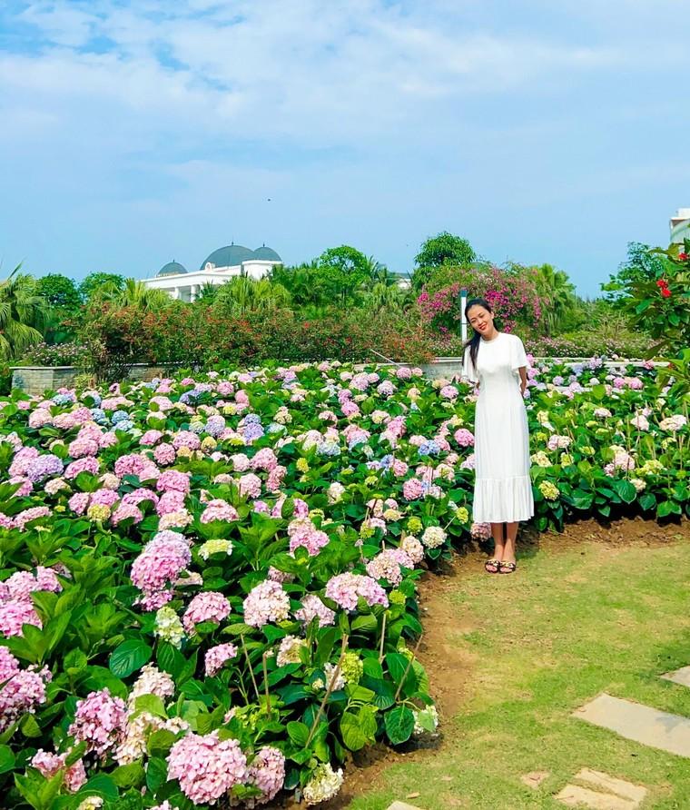 Du khách háo hức check in trước thềm Lễ hội hoa Sầm Sơn ảnh 2