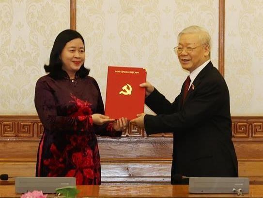 Bộ Chính trị phân công Trưởng Ban Tổ chức Trung ương và Trưởng Ban Dân vận Trung ương ảnh 2