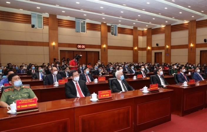 Công bố quyết định của Bộ Chính trị về công tác cán bộ ảnh 2