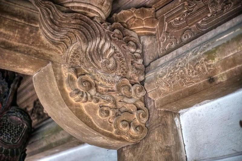 Những nét đẹp cổ kính tại Chùa Tây Phương ảnh 18