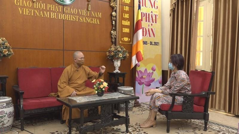 Dấu ấn tuần lễ 'Tắm Phật online – Nhân hai công đức' ảnh 2