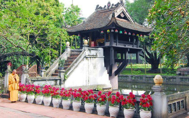 Những ngôi chùa nổi tiếng bậc nhất Việt Nam ảnh 5