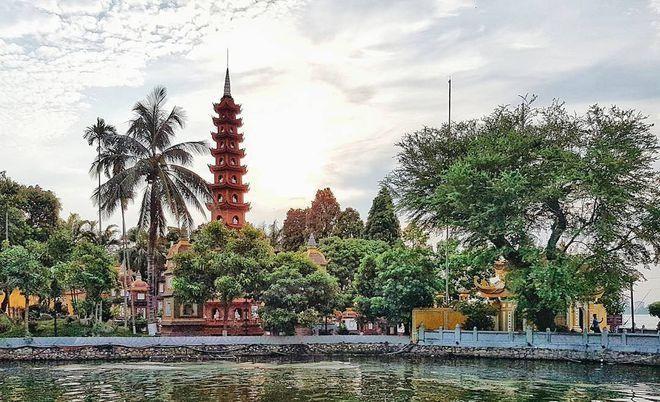 Những ngôi chùa nổi tiếng bậc nhất Việt Nam ảnh 3