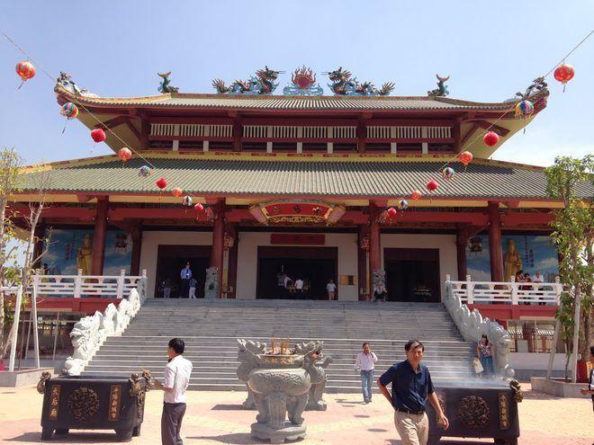 Những ngôi chùa nổi tiếng bậc nhất Việt Nam ảnh 9