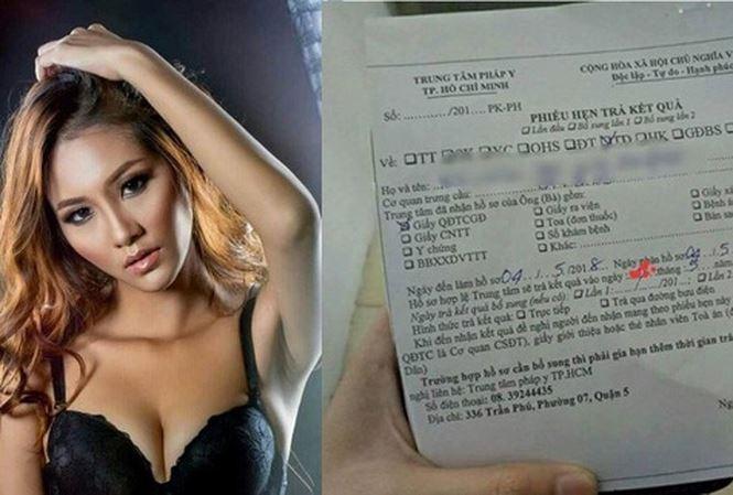 Người mẫu nude Kim Phượng quê gốc Tiền Giang, năm nay 24 tuổi