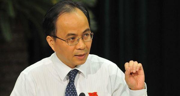 Ông Lê Mạnh Hà, nguyên Phó Chủ nhiệm Văn phòng Chính phủ