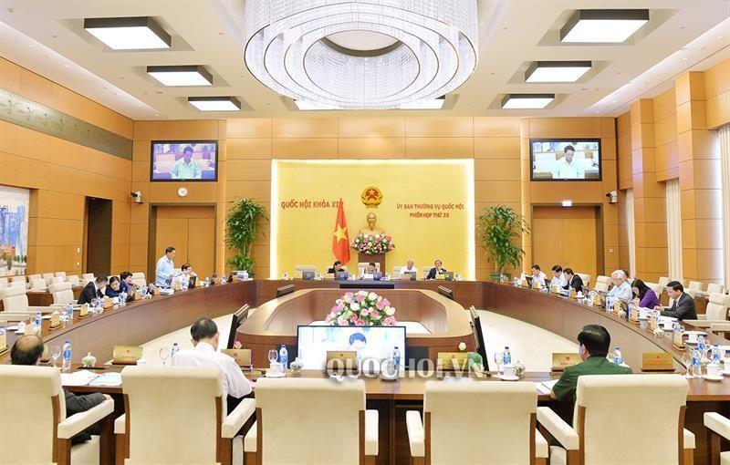 UBTVQH xem xét, quyết định thành lập một số đơn vị hành chính dưới tỉnh