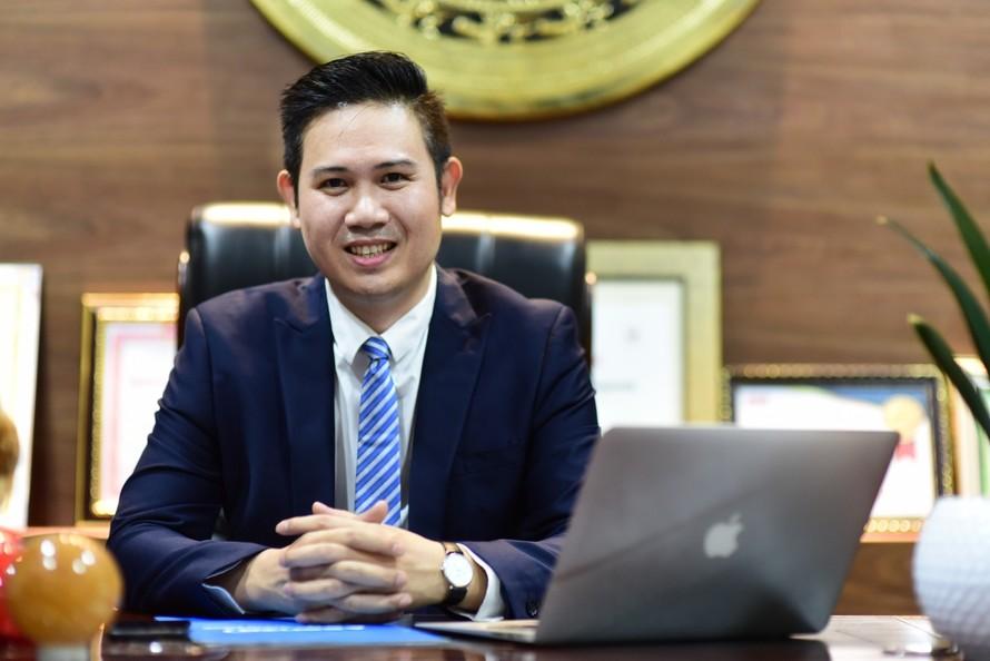 Ông Phạm Văn Tam, Chủ tịch hội đồng quản trị Công ty cổ phần tập đoàn Asanzo.