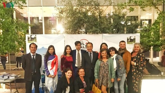 Ngôn ngữ và văn hóa Việt được giảng dạy tại Đại học Montpellier