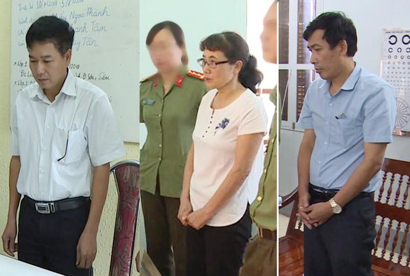 Kỷ luật 83 cán bộ liên quan gian lận thi cử tại Sơn La