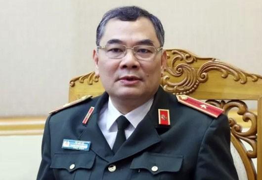 Thiếu tướng Tô Ân Xô. Ảnh CAND