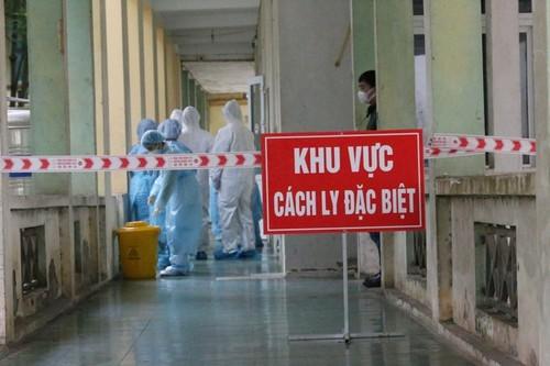 Việt Nam ghi nhận thêm 1 ca mắc mới COVID-19, nâng tổng số ca lên 322