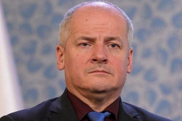 Bộ trưởng Y tế Séc Roman Prymula. (Nguồn: AP)
