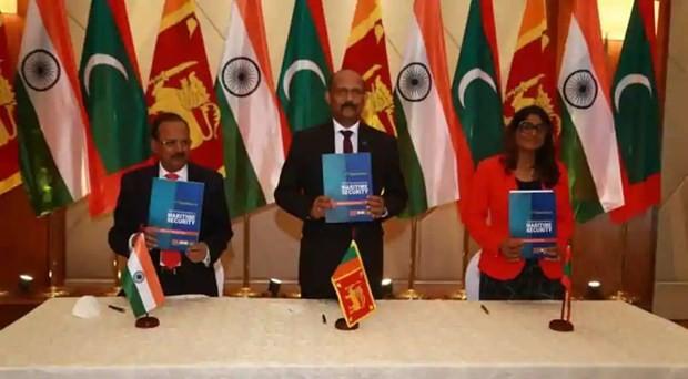 Cố vấn an ninh của Ấn Độ, Maldives và Sri Lanka (Ảnh: Wio News)