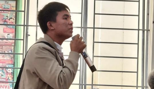 Ông Nguyễn Văn Nhanh bất ngờ bị khởi tố hình sự về tội làm nhục người khác theo đơn tố cáo của bà Lương Thị Lan, Phó Chủ tịch UBND huyện Trảng Bom