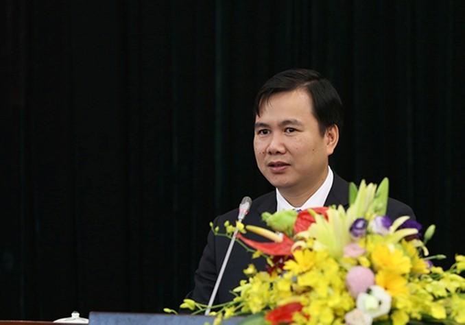 Thứ trưởng Bộ Khoa học và Công nghệ Bùi Thế Duy. Ảnh: Bộ Khoa học và Công nghệ
