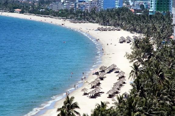 Bãi biển Mỹ Khê, Đà Nẵng.