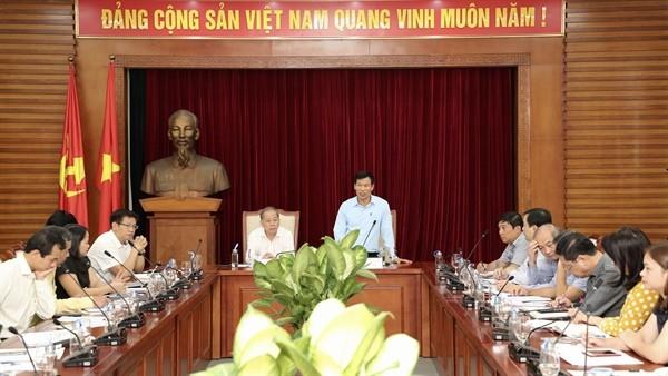 Bộ trưởng Nguyễn Ngọc Thiện: Phát huy các giá trị di sản cố đô, tạo sức hút cho du lịch