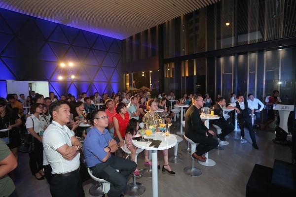 Nhiều khách hàng, nhà đầu tư đã đến tìm hiểu về The Zei tại Lễ giới thiệu dự án
