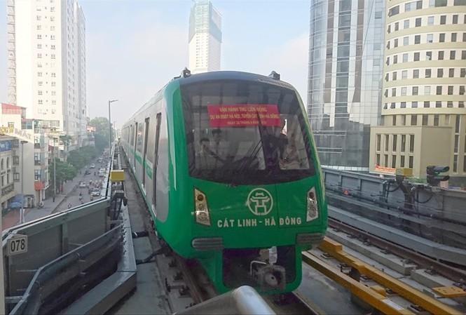 Dự án đường sắt Cát Linh - Hà Đông chưa hẹn ngày về đích sau nhiều lần trễ hẹn.