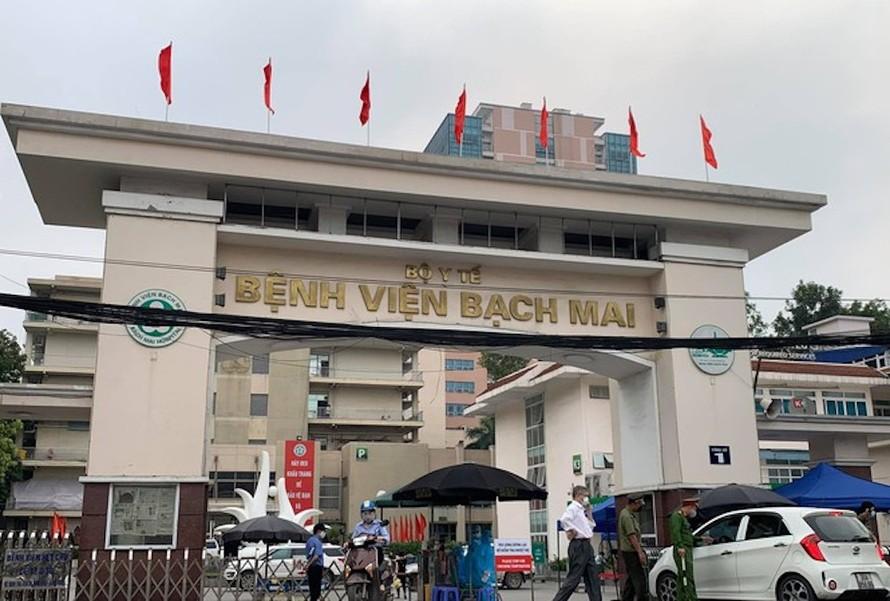 Ba việc cần làm của tất cả những ai đã đến Bệnh viện Bạch Mai từ ngày 12/3