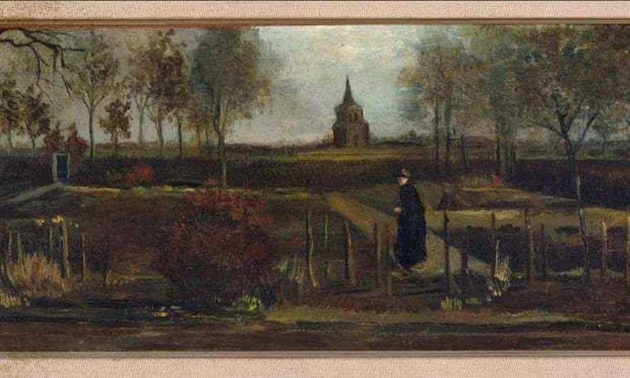 Bức tranh trị giá hơn 145 tỷ đồng của Van Gogh bị đánh cắp.